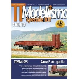 TTM Kit N. 9 - Carro P con garitta