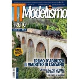 tutto TRENO Modellismo N. 70 Giugno 2017