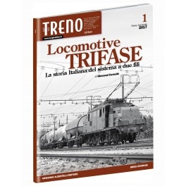 Locomotive Trifase 1°fascicolo Ottobre 2017