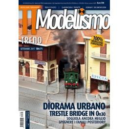 tutto TRENO Modellismo N. 71 Settembre 2017