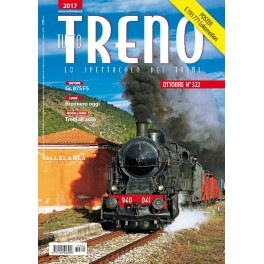 tutto TRENO n°322 Ottobre 2017