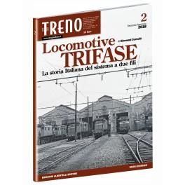 Locomotive Trifase 2° e ultimo fascicolo Febbraio 2018