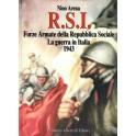 R.S.I. Forze armate della Repubblica Sociale - La guerra in Italia 1943