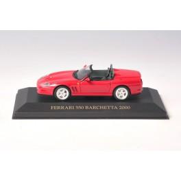 OF110 - Ixo Models Ferrari 550 Barchetta 2000 - FER020