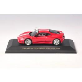 OF101 - Ixo Models Ferrari 360 Challenge Stradale 2003 - FER011