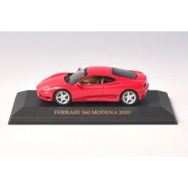 OF094 - Ixo Models Ferrari 360 Modena 2000 - FER004
