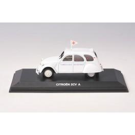 OF080 - Norev Citroen 2CV A Ambulanza - 150081