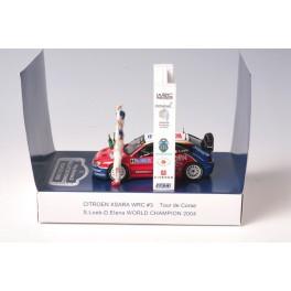 OF052 - IXO Models Citroen Xsara WRC N.3 World Champion 2004 - RAM159