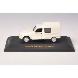OF050 - IXO Models Citroen Acadiane 1980 Creme - CLC109
