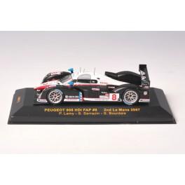 OF049 - IXO Models Peugeot 908 HDI FAP N.8 Le Mans  2007 - LMM112