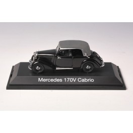 OF040 - Schuco Mercedes 170V Cabrio Softtop - 02461