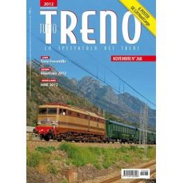 TuttoTRENO N. 268 - Novembre 2012
