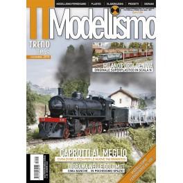 tutto TRENO Modellismo N. 64 - Dicembre  2015