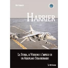 Harrier - La storia, le versioni, l'impiego di un aeroplano straordinario
