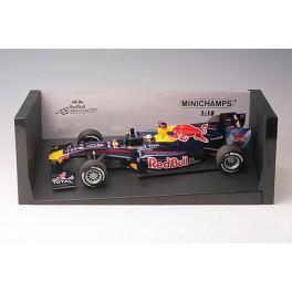 MiniChamps Renault RB6 Red Bull Racing