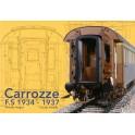Carrozze FS 1934-1937