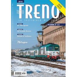 tutto TRENO N. 313 - Dicembre 2016