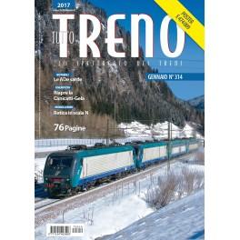 tutto TRENO N. 314 - Gennaio 2017