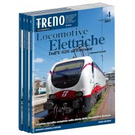 Fascicolo Locomotive Elettriche - 4° volume Gennaio 2017