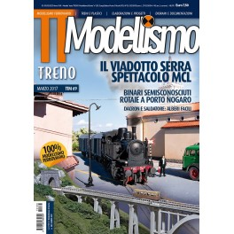 tutto TRENO Modellismo N. 69 Marzo 2017