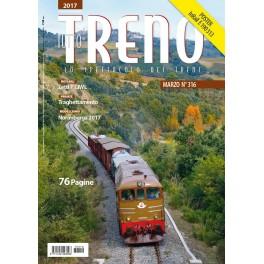 tutto TRENO N. 316 - Marzo 2017
