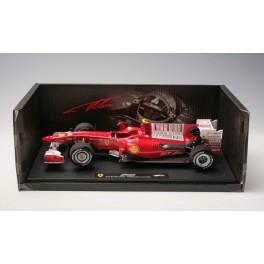 OF201 - Elite Ferrari 8 F10 2010 BAHRAIN GP ALONSO 1/18