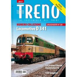 tutto TRENO n°320 Luglio/Agosto 2017