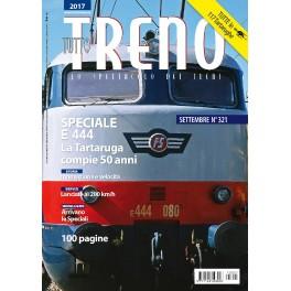 tutto TRENO n°321 Settembre 2017