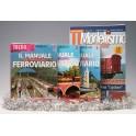 Fasc. MANUALE Modellismo n°1,2 e 3+Carro TTM kit FMa