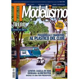 tutto TRENO Modellismo N. 72 Dicembre 2017