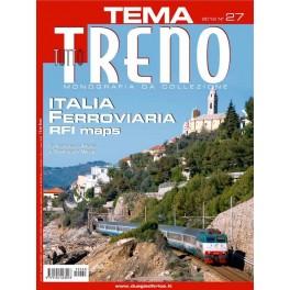 TuttoTRENO TEMA N. 27 - Italia ferroviaria