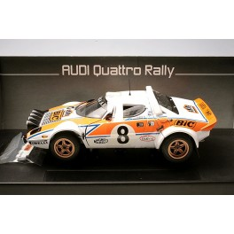 SunStar - Audi Quattro Rally 1/18