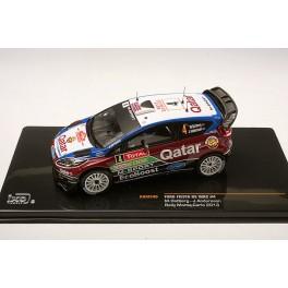 IxoModels - Ford Fiesta RS WRC 4 Rally MonteCarlo 2014 RAM540 1/43