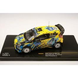 IxoModels - Ford Fiesta RS WRC 23 Rally Finlandia 2013 RAM552 1/43