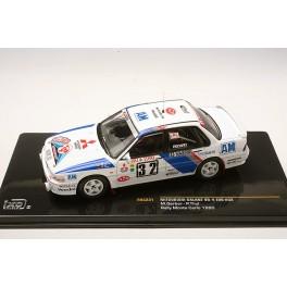IxoModels - Mitsubishi Galant VR-4 Evo 32 Rally Montecarlo 1990 RAC231 1/43