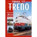 TuttoTRENO TEMA N. 17 - Ferrovie italiane anni '70