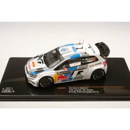 IxoModels - VW Polo R WRC 7 Vincitore Rally Acropolis 2013 RAM551 1/43