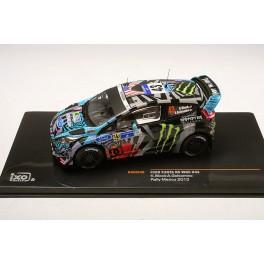 IxoModels - Ford Fiesta RS WRC 43 Rally Messico 2013 RAM548 1/43