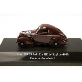 Starline - Fiat 508 CS Balilla Mille Miglia 1935 Marazza-Benedetti 1/43