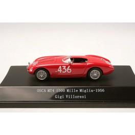Starline - Osca MT4 1500 Mille Miglia 1956 Gigi Villoresi 1/43
