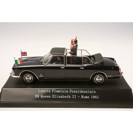 Starline - Lancia Flaminia Presidenziale Regina Elisabetta II Roma 1961 1/43