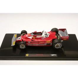 Elite - 312 T2 Villeneuve GP Canada 1977 T6270 1/43