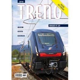 tutto TRENO n°329 maggio 2018