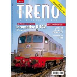 tutto TRENO n°331 Luglio/Agosto 2018