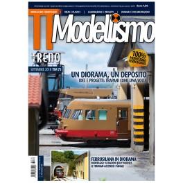 tutto TRENO Modellismo N. 74 Settembre 2018