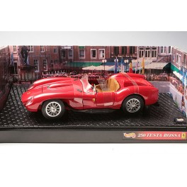 Hot Wheels - Ferrari 250 Testa Rossa - 23913 - 1/18