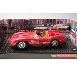 Hot Wheels - Ferrari 250 Testa Rossa - 23913 - 1/18