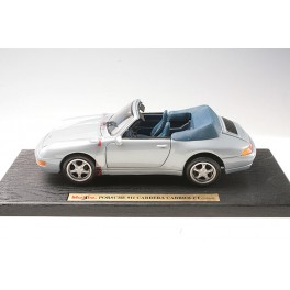 Maisto - Porsche 911 Carrera Cabriolet 1994 - 31818 - 1/18