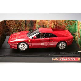 Hot Wheels - Ferrari 1984 GTO - 23919 - 1/18