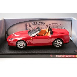 Hot Wheels - Ferrari 550 Barchetta Pininfarina - 29441 - 1/18